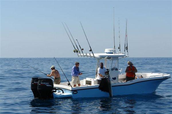 Jupiter Palm Beach Offshore Saltwater Fishing Report