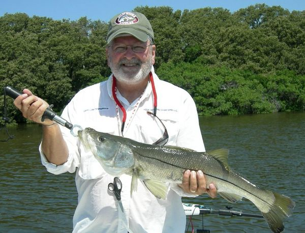 South tampa bay fishing reports for Fishing report tampa bay