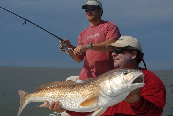 Redfish lodge of louisiana 39 s inshore fishing report for Venice la inshore fishing