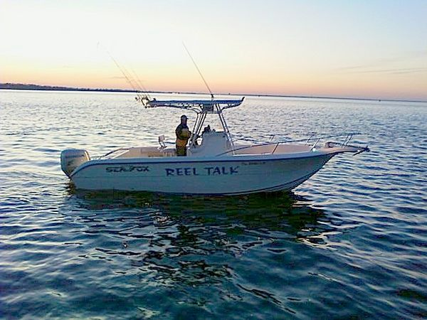 Cobia on reel talk for Destin fl fishing report