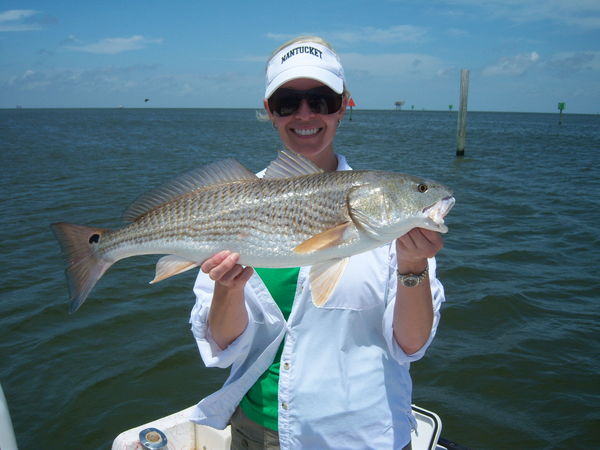 Orange beach and gulf shores inshore fishing report for Capt al fishing report