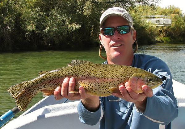 Great fishing in pagosa springs co for East fork lake fishing report