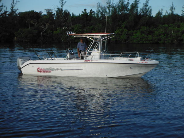 River fishing for Port st lucie fishing charters