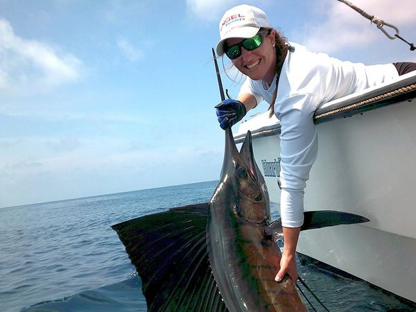 St augustine inshore fishing report for Deep sea fishing st augustine
