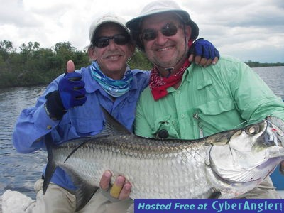 Spring and summer time patterns for Chokoloskee fishing report