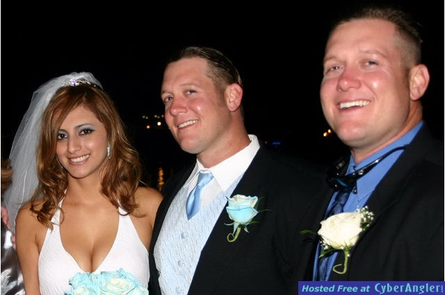 THE NEW MARRIED COUPLE & ME
