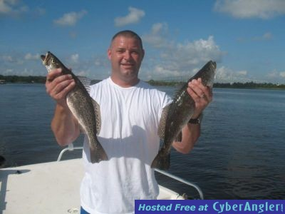 Fishing the city limits for Fishing report jacksonville fl