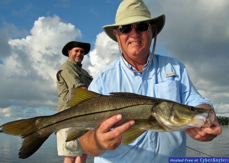 Snook in the Backcountry