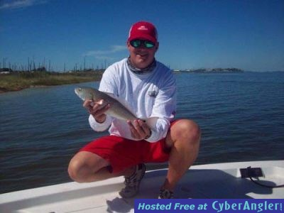 Destin inshore fishing with captain brant peacher for Destin fl fishing report
