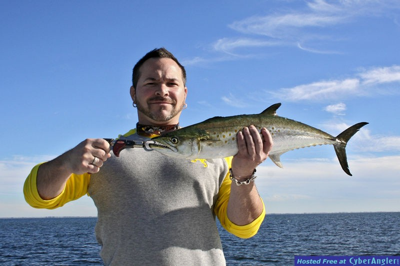 Capt. Woody Gore Charters Fishing Photos