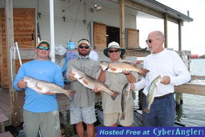 The bite is spectacular in fort myers cape coral and sanibel for Cape coral fishing report