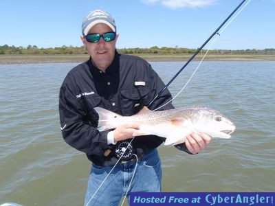Fishing report for charleston sc for Fishing report charleston sc
