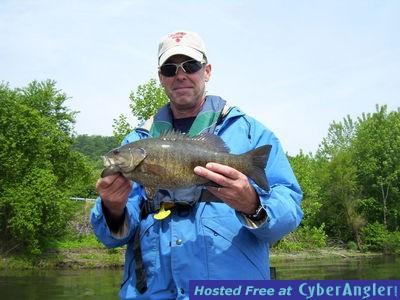 Susquehanna river fishing report smallmouth bass catfish for Susquehanna river fishing