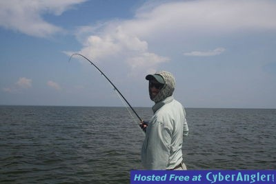 Tarpon on the fly in apalachicola for Apalachicola fishing report