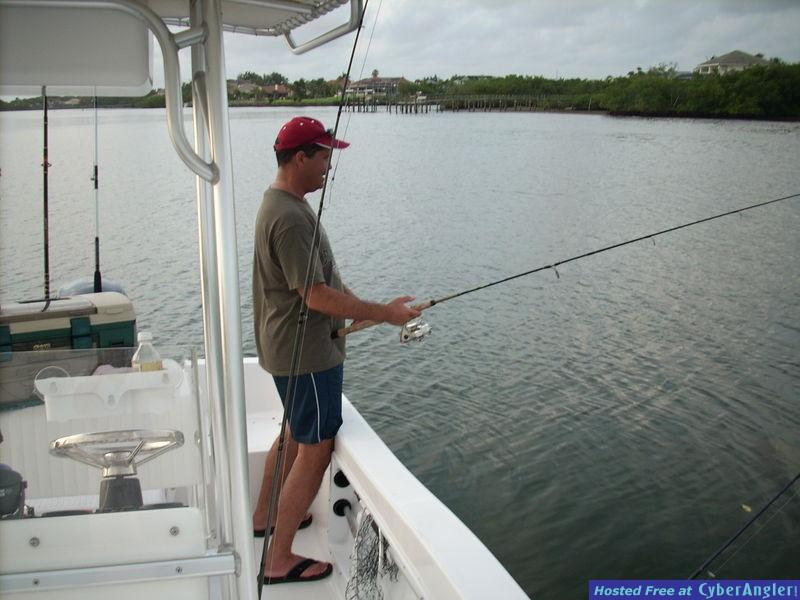 Fishing sarasota bay