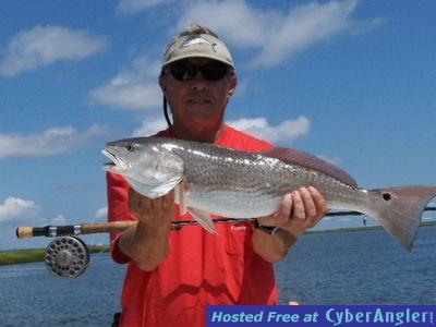 Red drum bald head island for North carolina fishing report