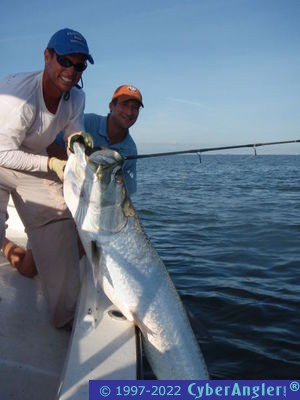 Tampa bay fishing will let the pictures talk for Skyway fishing report