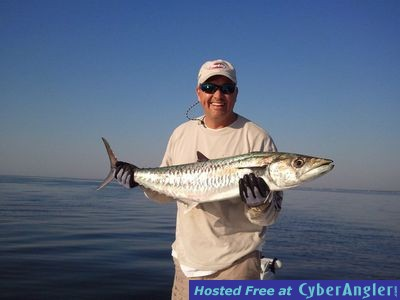 Pensacola bay inshore fishing report for Pensacola bay fishing