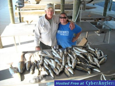 Fall fishing is hot in hopedale la for Hopedale fishing report