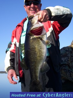 Central florida bass fishing for Lake jackson fishing report