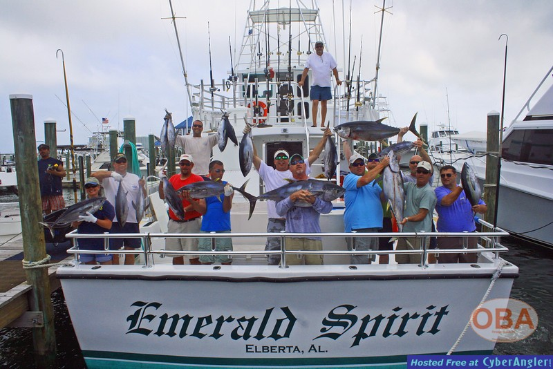 Action Charter Service Emerald Spirit