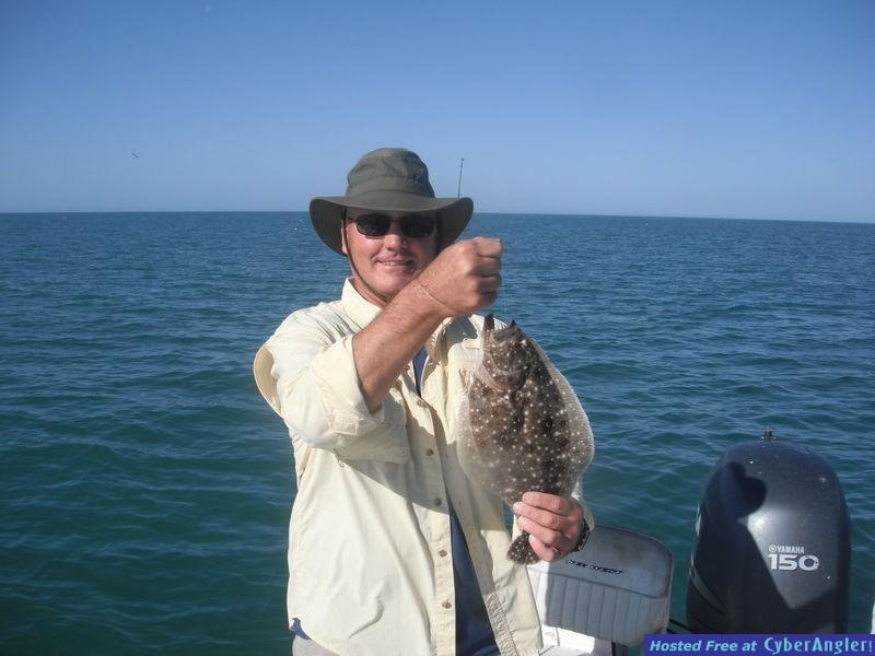 Sarasota flounder