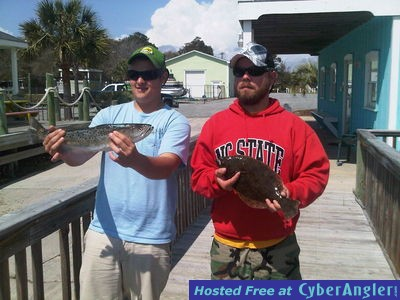 Myrtle beach fishing carolina slam time red drum for Sc saltwater fishing report