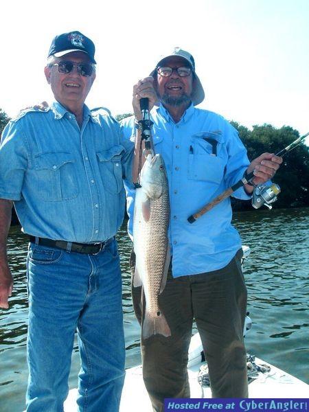 upper slot Redfish