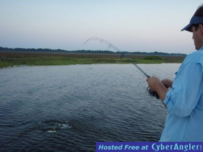 Pensacola redfish speckled trout and weather at redfish u for Pensacola fishing forecast