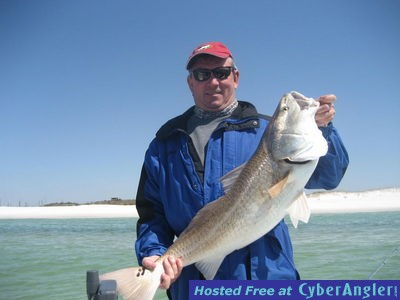 Pensacola redfish trout and flounder at redfish u apr 9 12 for Pensacola fishing forecast