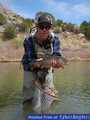 Trout fishing in pagosa springs colorado for Colorado springs fishing