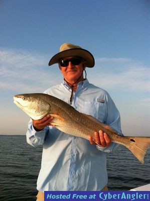 Pensacola 39 s redfish and speckled trout specialist at for Pensacola fishing forecast