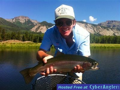 Great fly fishing in pagosa springs for Fishing colorado springs