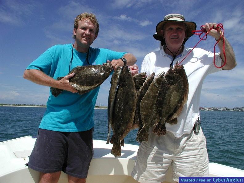 Flounder Stringer