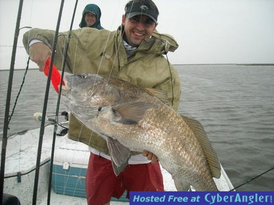 Bad weather good trip for Hopedale fishing report