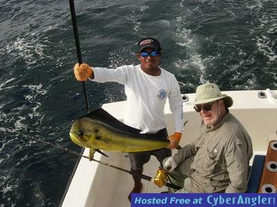 Quepos fishing 2013 2014 season for Costa rica fishing season
