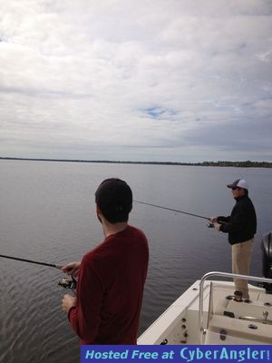 Pensacola redfish trout instruction at r u 2013 for Pensacola fishing forecast