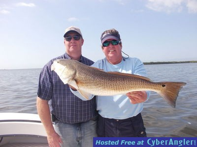 Early spring fishing for Tarpon springs fishing charters