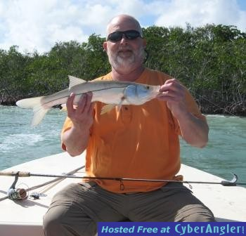 Key largo fishing report 2 27 13 reef backcountry for Key largo fishing report