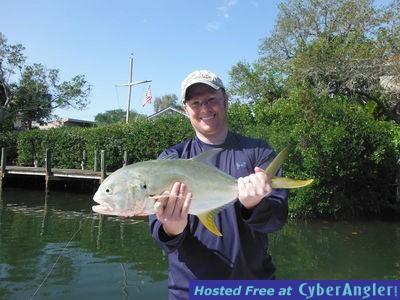 Sarasota fishing report capt jim klopfer 3 2 2013 for Brinkman s fishing report
