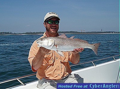 Pensacola fishing report trout reds and more for Pensacola fishing forecast