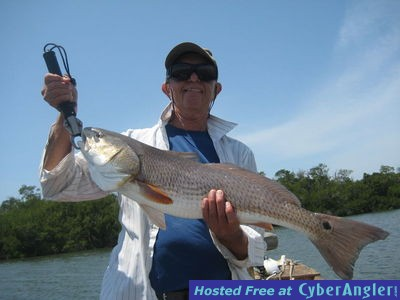Snookin of course for Brinkman s fishing report