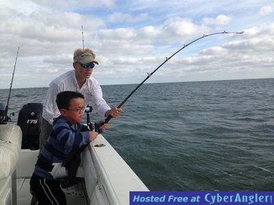 Galveston spring fishing for Bay fishing galveston