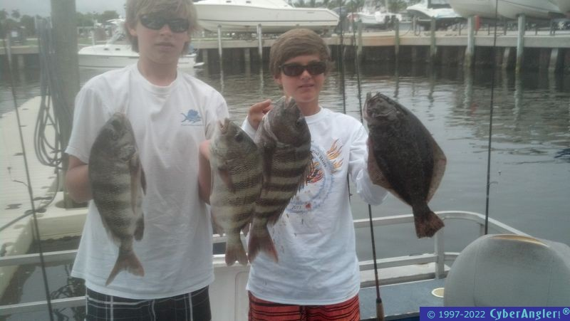 Inshore Fishing - Stuart, FL