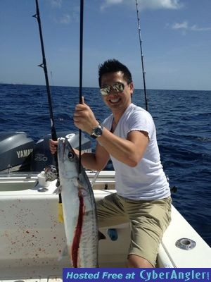 Fishing ft lauderdale and hollywood fl cyberangler for Hollywood florida fishing