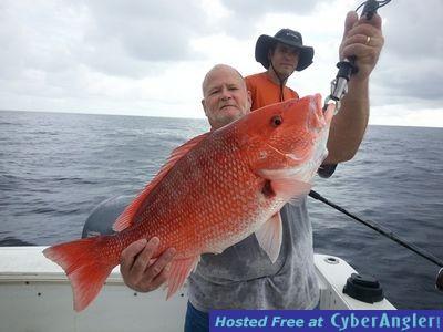 Jacksonville deep sea fishing 8 23 13 team buck rogers for Deep sea fishing jacksonville fl
