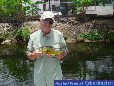 Miami peacock bass report for Fishing store miami