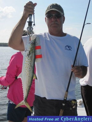 Fall fishing from anna maria for Anna maria fishing report
