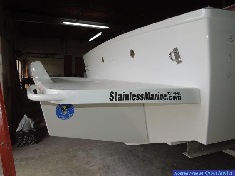 Stainless Marine Bracket
