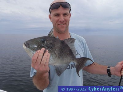 Great time to fish in panama city beach fl for Fishing report panama city